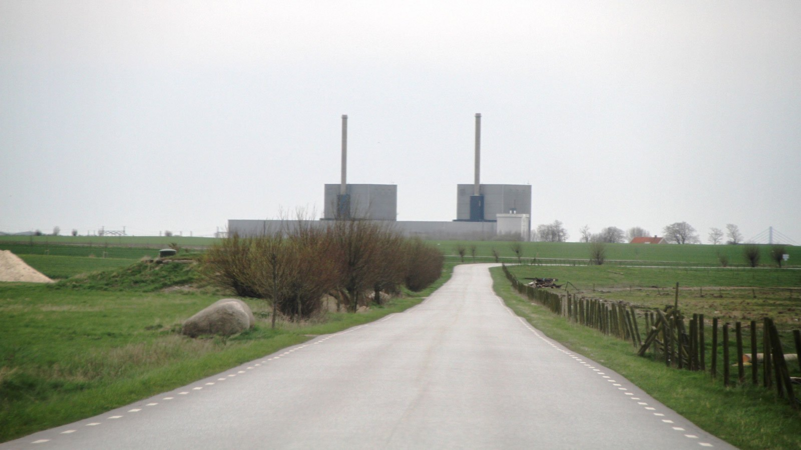 Barsebäck: Atomkraft i Sverige. Foto: Wikimedia Commons