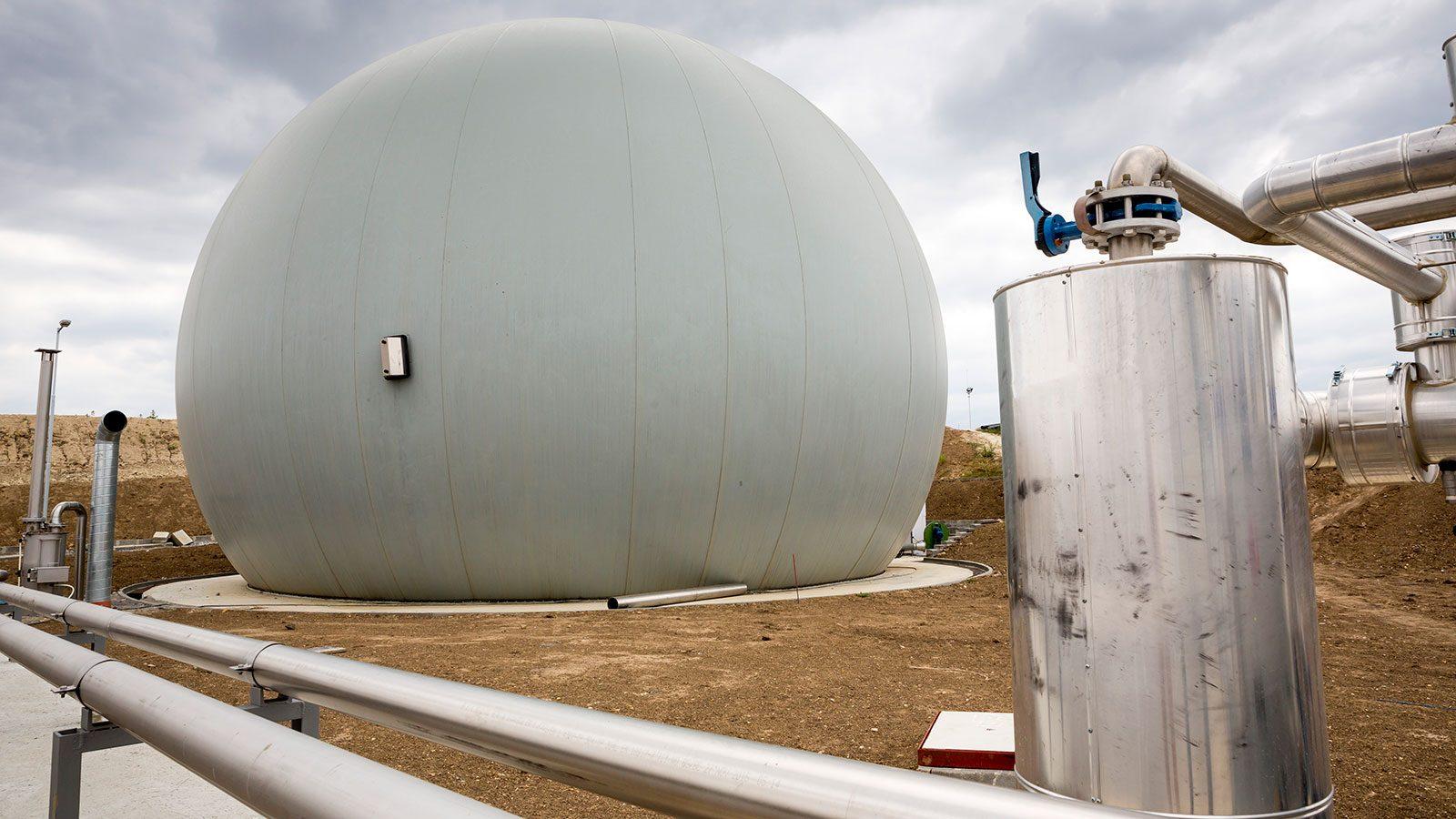 Gaslager. Foto: Cplourbox