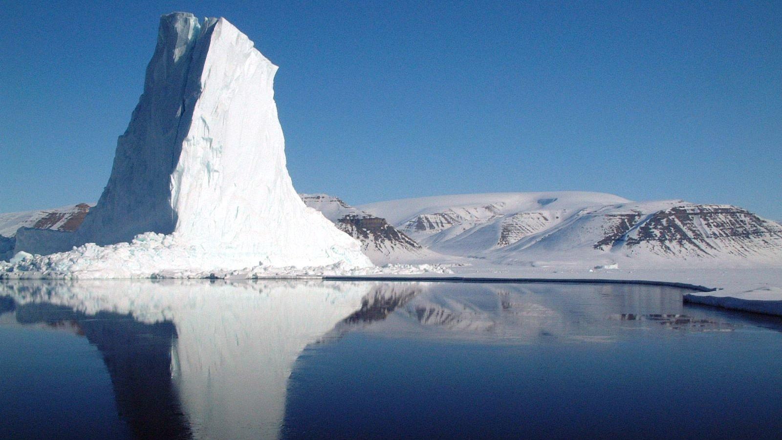 isen smelter global opvarmning