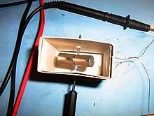 Minigenerator forsøg 1