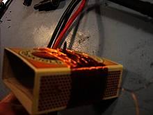 Minigenerator forsøg 2