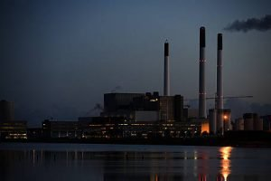 drivhusgasser i atmosfæren