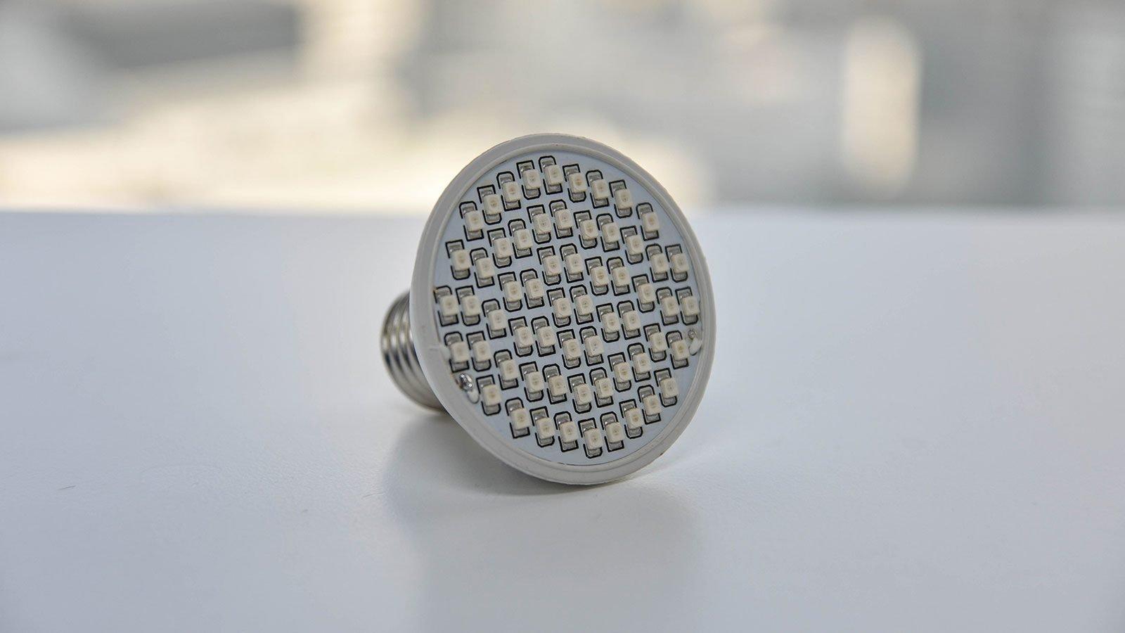 Køb LED pærer med omtanke. Foto: Colourbox.