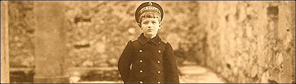 Kronprins Alexei led af en blødersygdom.