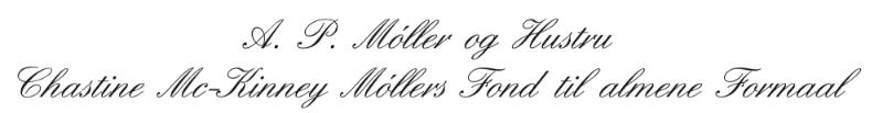A.P.-Møller-og-Hustru-Chastine-McKinney-Møllers-Fond-til-almene-Formaal