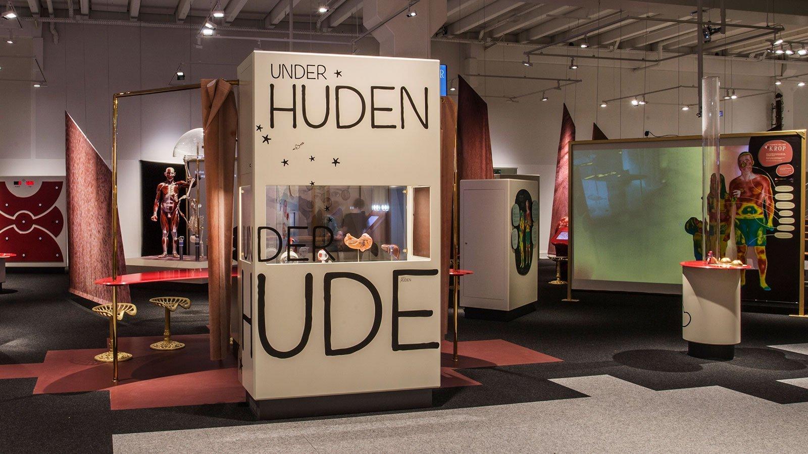 Under Huden. Foto: David Trood.