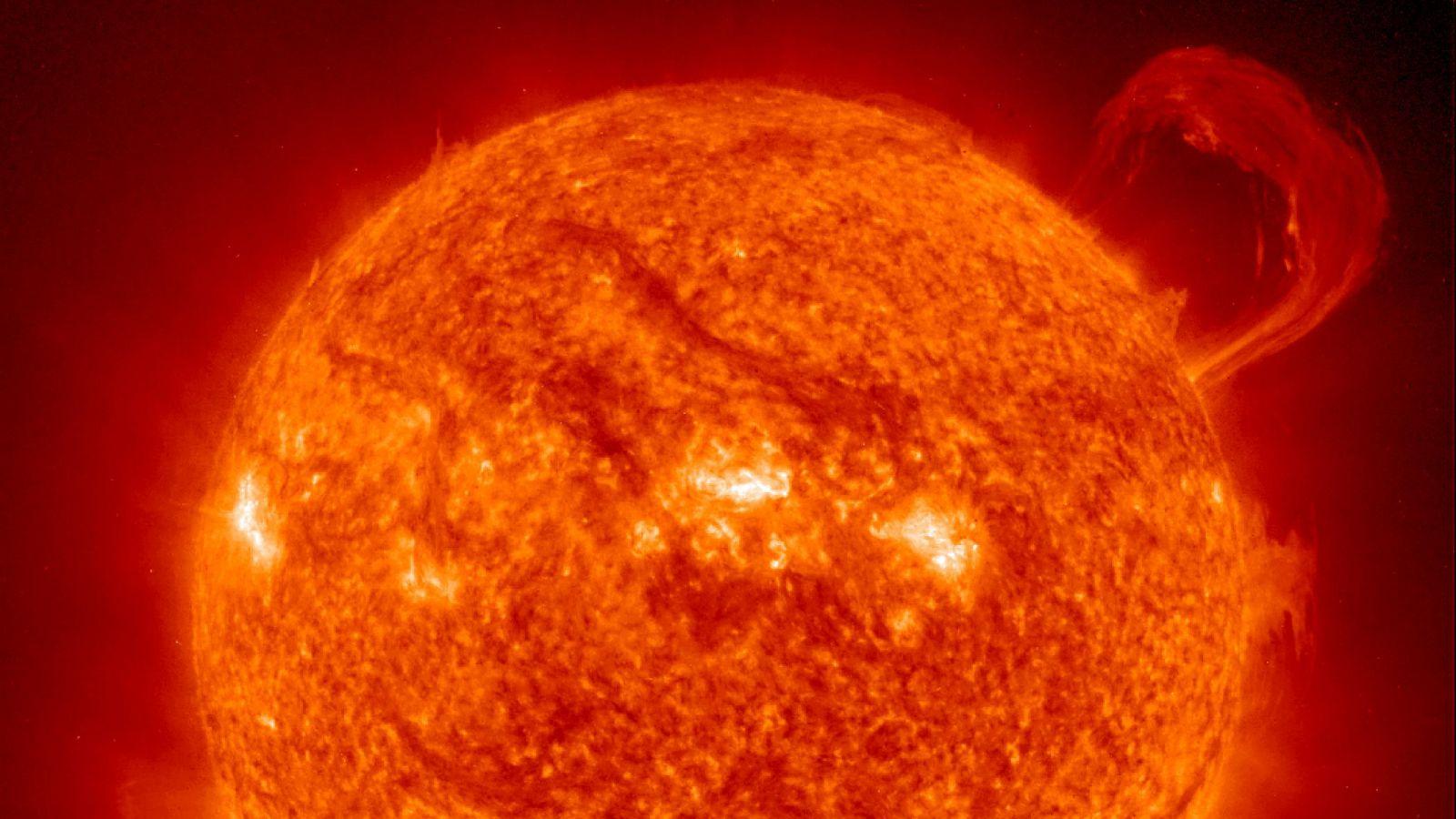 Solens betydning for klimaforandringerne