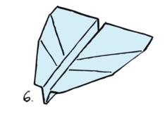papirflyver 6