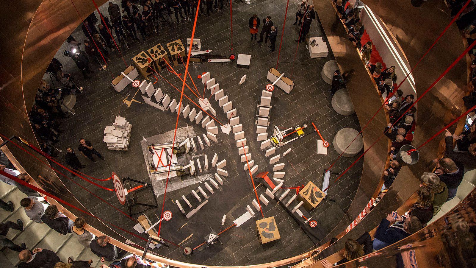 Galleri: Den officielle åbning af Experimentarium