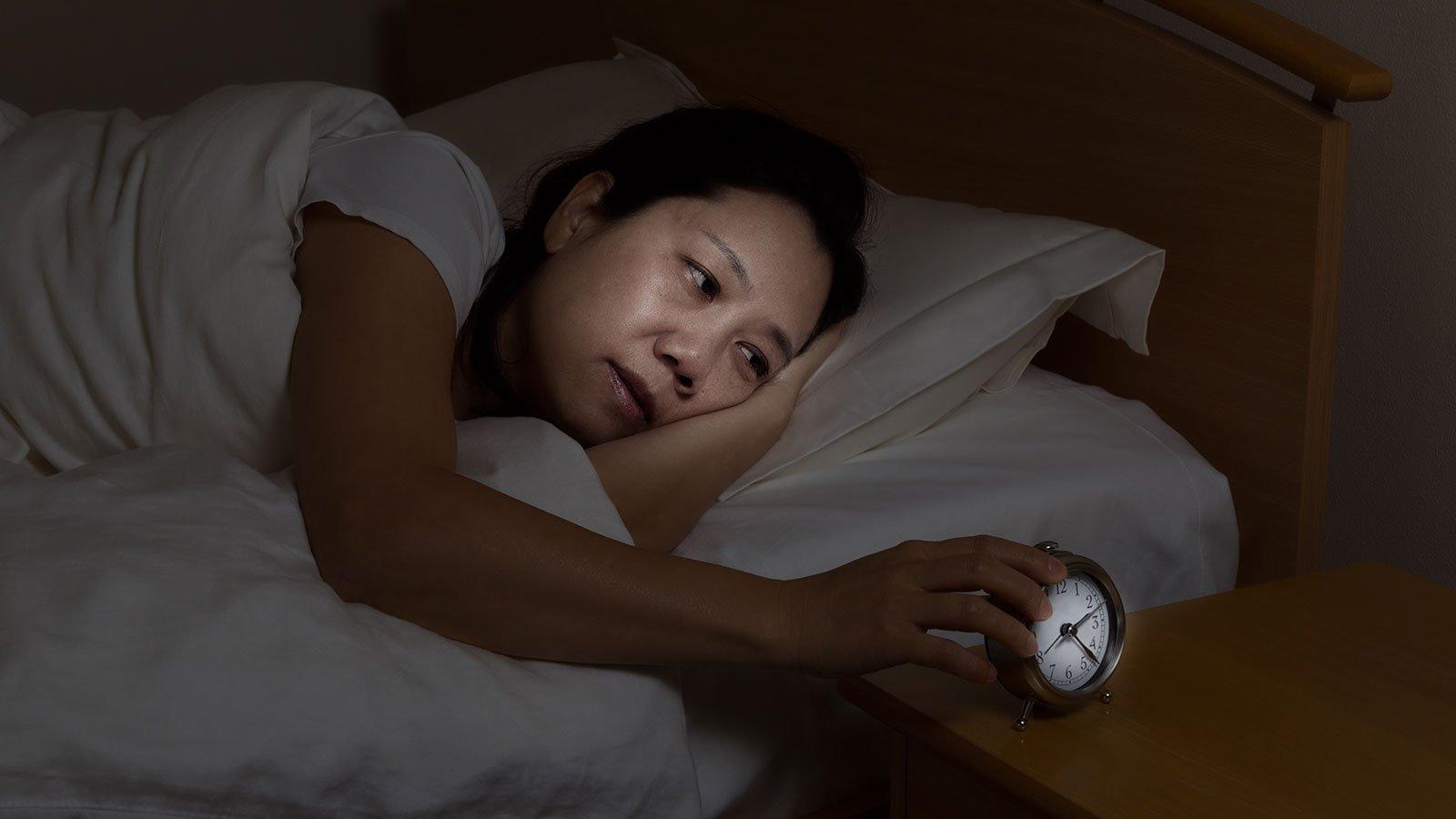 Søvn: Find din døgnrytme og undgå søvnløshed, når ferien slutter. Foto: Colourbox.