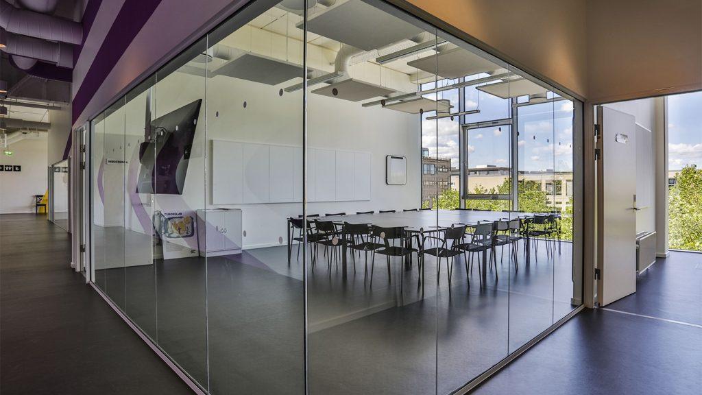Mødelokaler på Experimentarium. Foto: David Trood