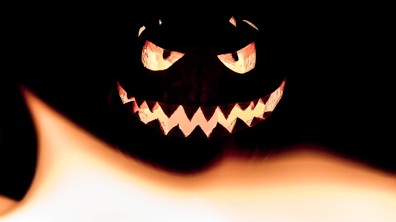 Halloween: Kan man dø af skræk?