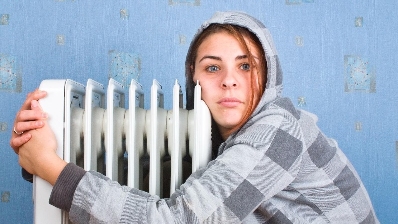 Sådan holder du varmen
