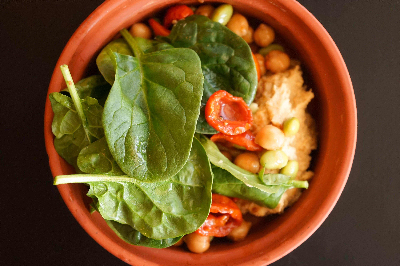 Bojesen menu veganersalat Experimentarium