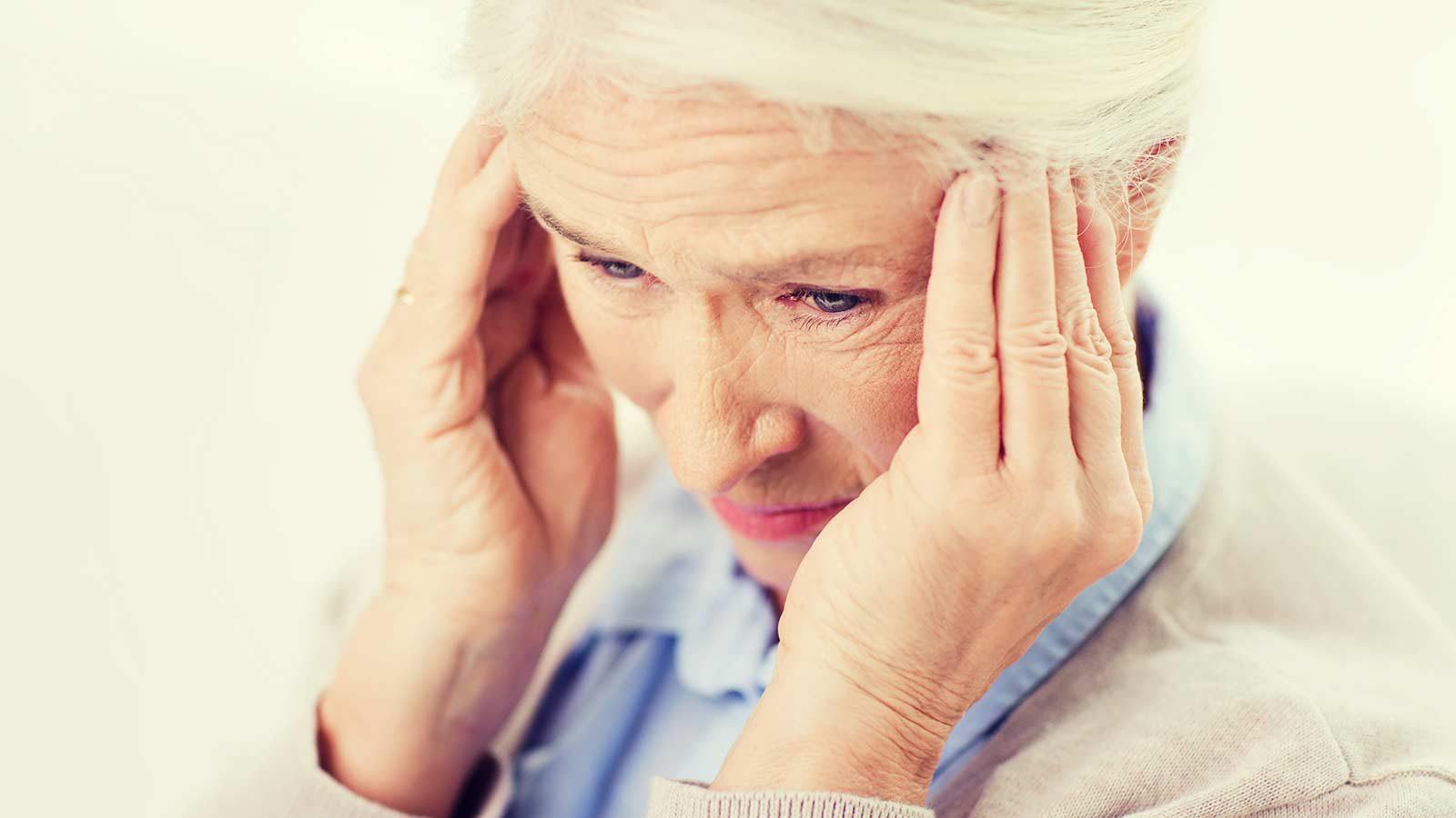 Hold hjernen ung med stress