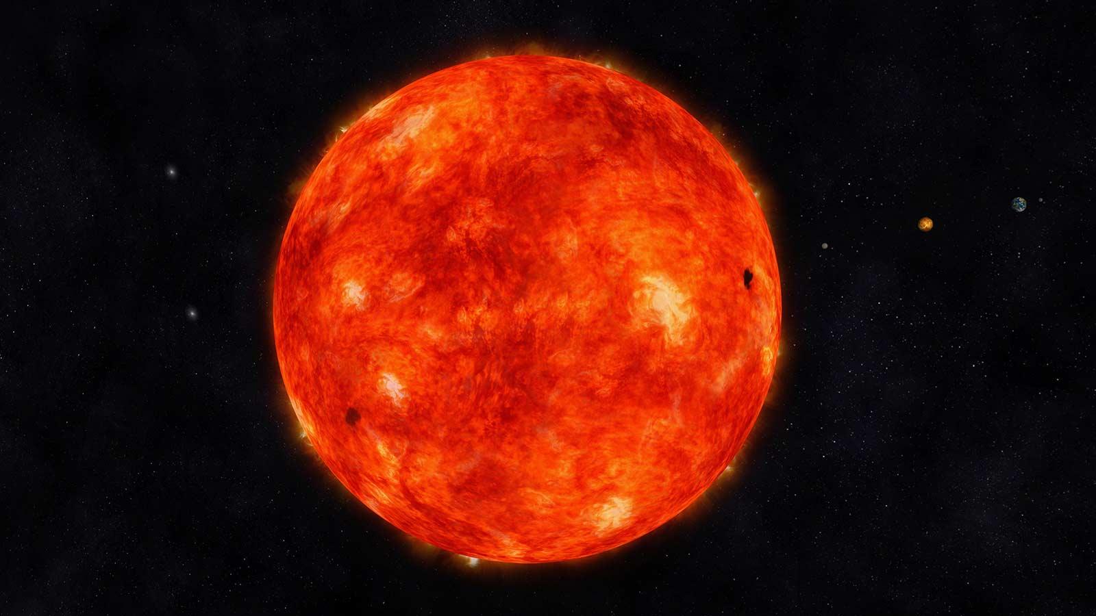 Lumre facts om Solen