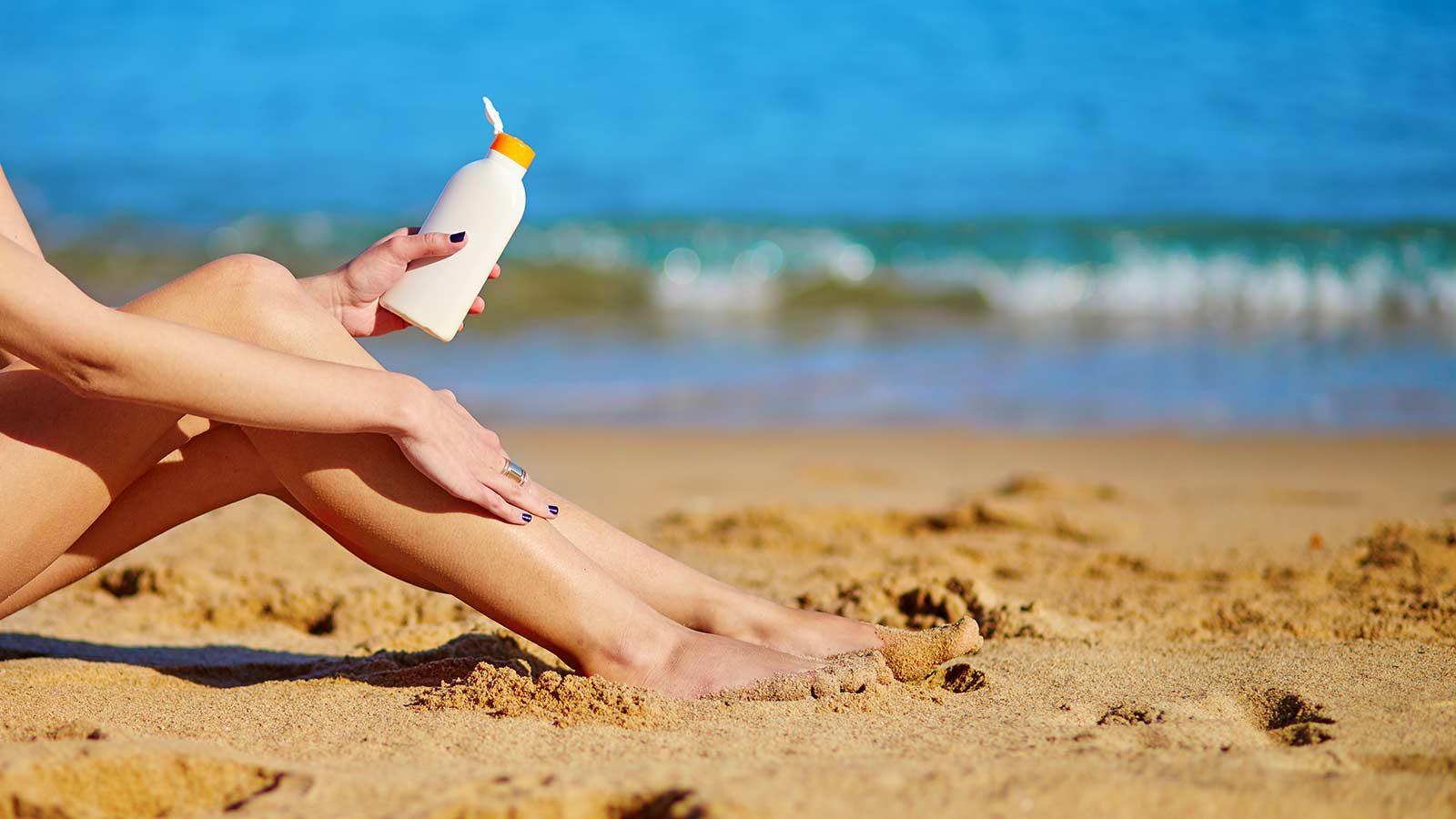 Solcreme skader havmiljøet