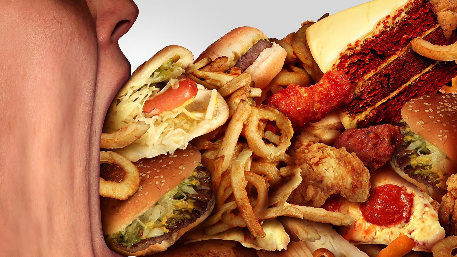 Forskere fritager fastfood