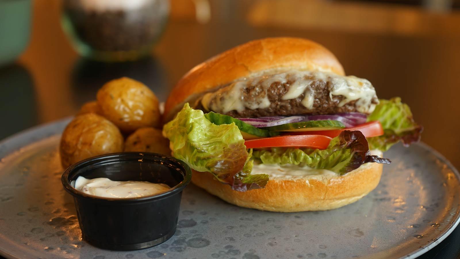 Spisestedets burger
