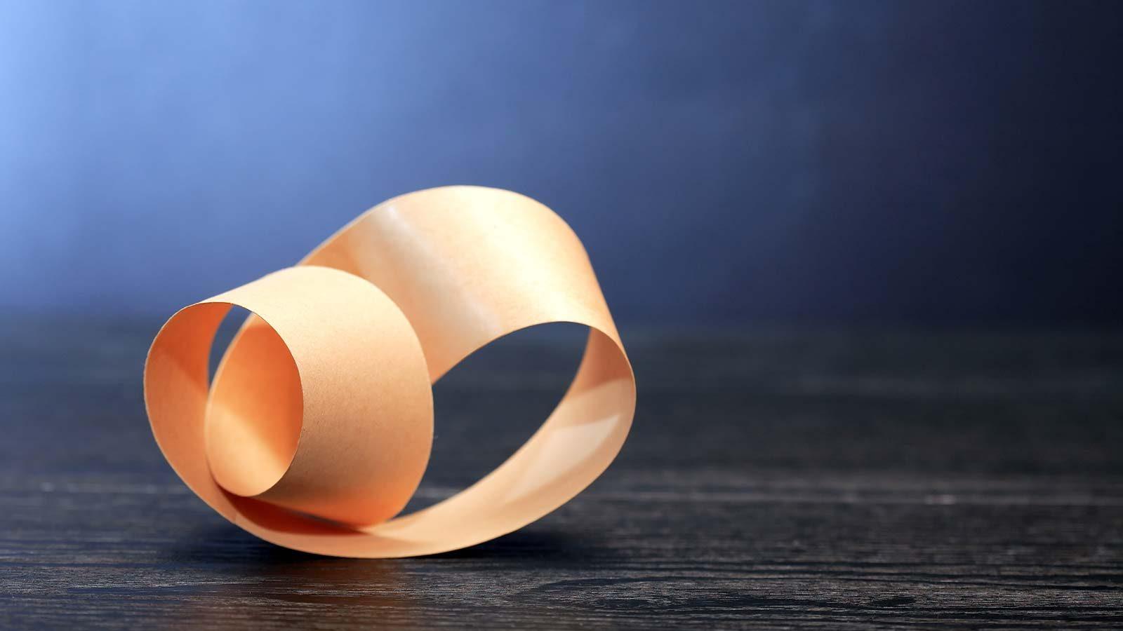 Möbiusbånd