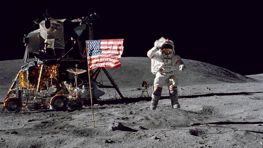 7 skarpe om Apollo 11-missionen