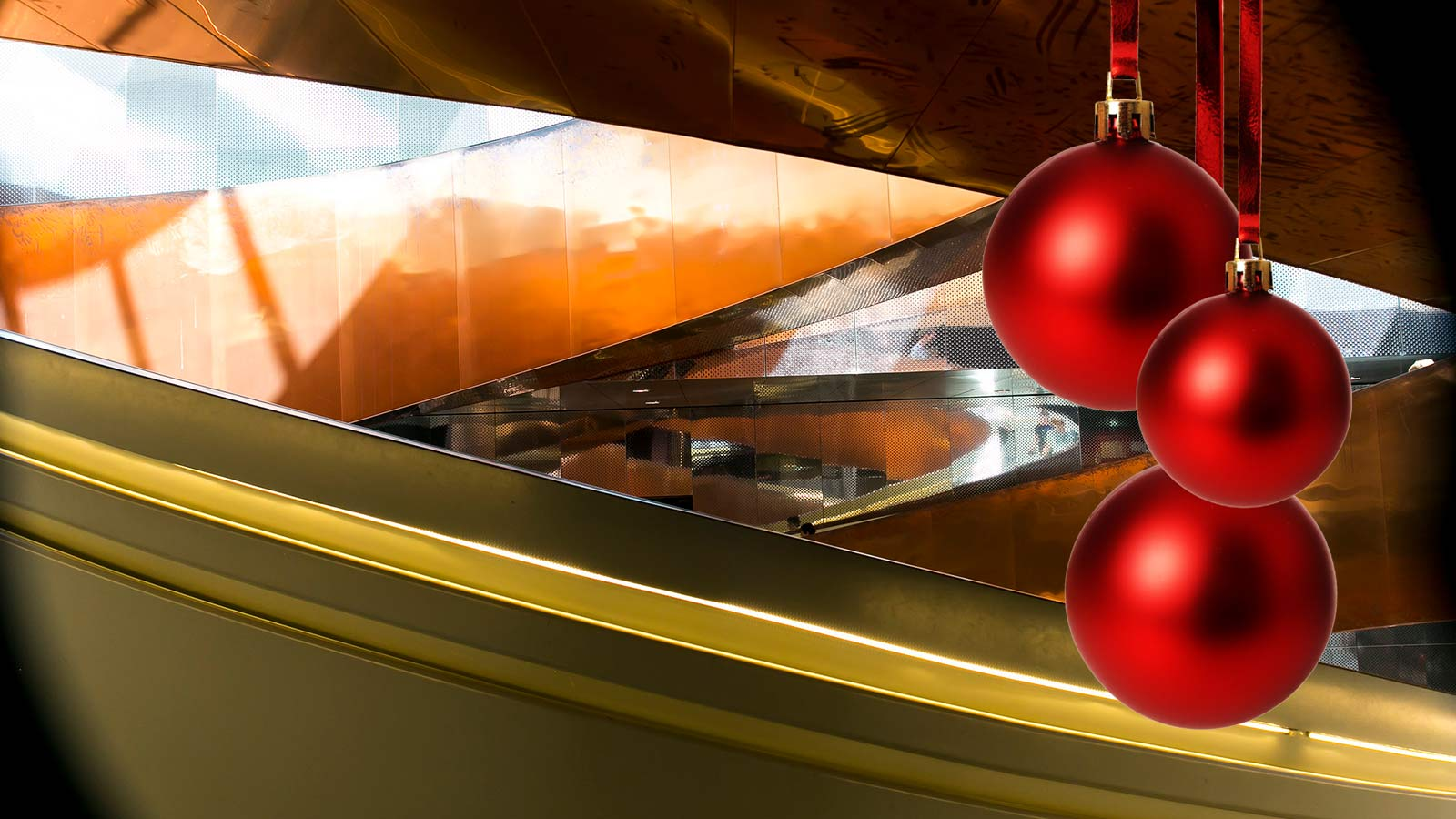 Helixtrappen til jul